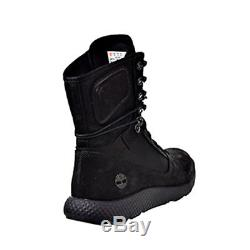 Timberland Limited Realese Flyroam Tactical Men's Leather Boot Black TB0A1NK5