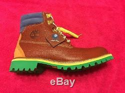 Timberland Limited Release X Just Don Football Leather Mens 11