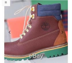 Timberland Limited Release X Just Don Football Leather Mens 13
