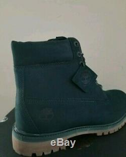 Timberland Men's 6 Inch Premium Limited Release Waterproof Boots Shoes Size 12gr