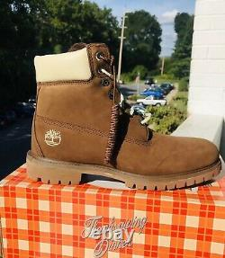 Timberland Men's 6 Premium Boots Casual Thanksgiving A1OOD. Size10.5