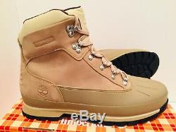 Timberland Men's Euro Hiker Hiking Boots sz 11.5 Brand New In Box