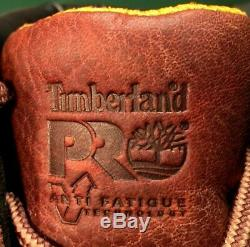Timberland Men's Gridworks 6 Waterproof Soft Toe Wedge Sole EH Boot TB0A1KRQ