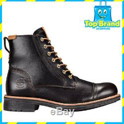 Timberland Men's Willoughby 6-Inch Waterproof Boots Black Limited edition rare