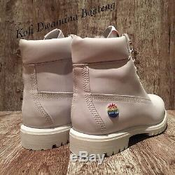 Timberland Mens A1qwe 6-inch Premium Boot Water Proof. Sz10.5