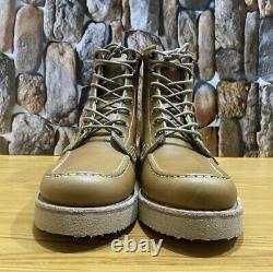 Timberland Mens American Craft Moc Toe Waterproof Men's Shoes 0a1s52 Size 12m