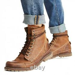 Timberland Mens Earthkeeper 6 Inch Boots Brown, UK10 NEW & BOXED, ORIG £175