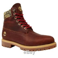 Timberland Mens Limited Release Chinese New Year 6-inch Premium Waterproof Boots