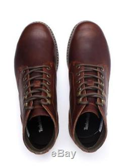 Timberland Mens Newmarket Chukka Boots Rawhide Leather