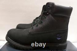 Timberland Mens & Womens Naughty-nice Limited Release 6inch Premium Black Boots
