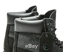 Timberland Naughty Black Men's Waterproof Limited Edition Boots Size 12 A1I7R