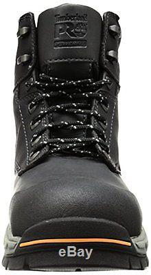 Timberland PRO Mens 6 in Stockdale Grip Max Alloy Toe Work and Hunt Boot
