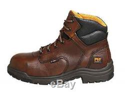Timberland PRO TiTAN Men's Brown Composite Safety-Toe 6 Work Boot TB050508