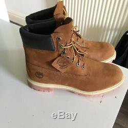Timberland Premium Men's Ankle Boots, Size 9.5