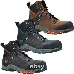 Timberland Pro Hypercharge Waterproof leather Safety Boots Composite Toecap