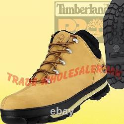 Timberland Pro SPLITROCK Steel Toecap Safety Boots Hiker Honey LIMITED STOCKS