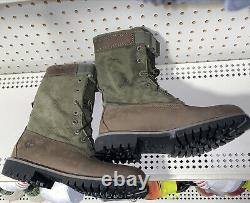 Timberland Special Release 6 Premium Gaiter Boots Mens Size 10.5 Brown Green