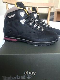 Timberland euro hiker boots Size 9.5 NEW IN BOX