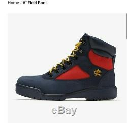 Timberland field boot Jimmy Jazz Exclusive Mens size 10