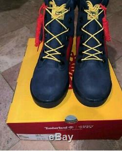 Timberland field boot Jimmy Jazz Exclusive Mens size 10.5