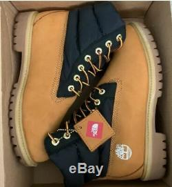 Timberland x North Face Boots Size 7.5 Men's Boots Limited Release