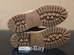2017 Timberland X The North Face 6 Pouces Puffer Nuptse Blé Prime Taille 8-13