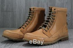 37 Bottes Timberland Earthkeepers Original 6 En Cuir Naturel Pour Homme 10,5