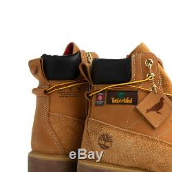 A29hb Timberland X Homme Staple 6 Prime Zip Boot Side New Pdsf 200 $