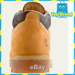 Bottes Imperméables Premium Pour Hommes Timberland Classic Wheat Suede Work Play Oxford