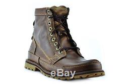 Bottes Timberland Earthkeepers Original Bruni 6 Pouces Brun Rouge 15551