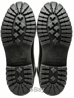 Bottes Timberland Naughty Black Pour Hommes, Édition Limitée, Taille 12, A1i7r
