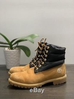 Bottes Timberland / North Face Pour Hommes, Taille 10