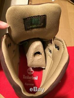 Bottes Timberland Suprême Hommes Taille 11