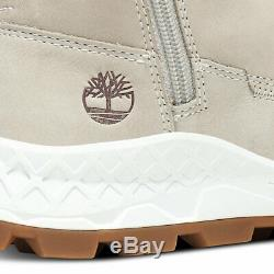 Brooklyn Side-zip Timberland Bottes Nubuck Taupe Clair A1ymkk51 Nouveau