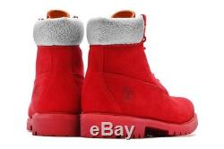 Japon Exclusive Timberland X Kinectics Rouge Premium 6 10w Timberland Us Homme