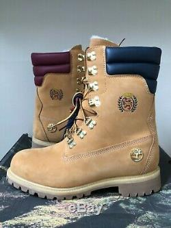 Kith X Tommy Hilfiger X Timberland Shearling 40 Below Boot Super Boot Blé 8-13
