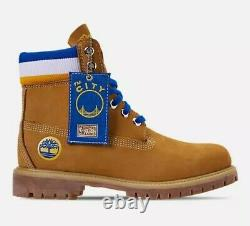 Mens Timberland Boot X Mitchell - Ness X Nba 6 Pouces Premium Boots A1ud5 Sz10.5