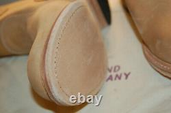 Nib Timberland Boot Company Coulter Men Boot Made In The USA 9 M$ 778 $ Blé 400 $