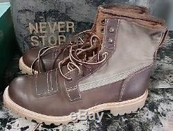 Nouveau! Made In USA Hommes 10 Timberland Boot Company 6 Pouces Lineman Bottes Tb0a1639