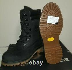 Nouvelle Timberland Limited Edition 8 Pouces Super Premium Wproof Boot With Fur Us 8.5