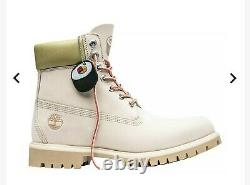Premium 6 Sushi Roll Alimentaire Camion A23yc Bottes Imperméables Timberland. Sz10