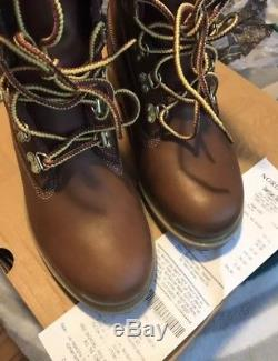 Timberland 40 Below Super Boot Taille 11 Claypot Supreme Superboot Nouveau