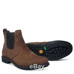 Timberland 5552r Earthkeepers Stormbuck Bottes Hommes Chelsea Marron