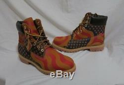 Timberland 6 Boot Supreme Stars & Stripes Taille Du Blé 10