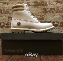 Timberland 6 Inch Bottes Double Col Tboa10th Hommes Taille 11.5