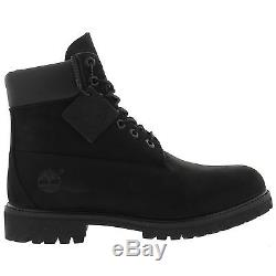 Timberland 6 Inch Premium Mens 10073 Nubuck Leather Waterproof Boots Taille 7-14.5