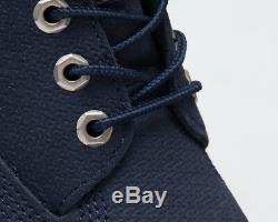 Timberland 6 Inch Premium Waterproof Bottes Nouvelle Lifestyle Chaussures Homme Bleu Marine A1u89