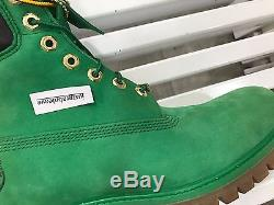 Timberland 6 Pouces Prm Celtic Green Waterpoof Bottes A1ipdh31 Hommes