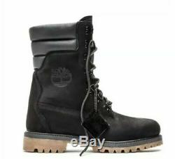 Timberland 8 Super Boot 40 Ci-dessous Black / Tb0a1ucy001 / Tb0a1ucy Hommes Wp 12