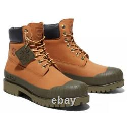 Timberland Bee Line X Billionaire Boys Club Wheat 6in Boots Pharrell Taille 8 Nouveau